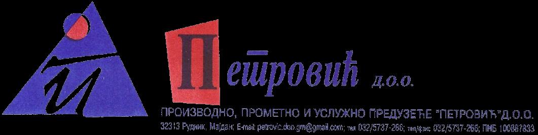 Petrovic d.o.o. EN